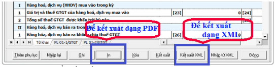 Nộp tờ khai thuế qua mạng