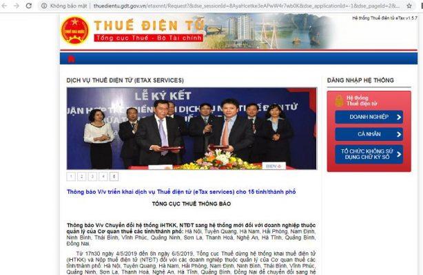 quyết toán thuế tncn online