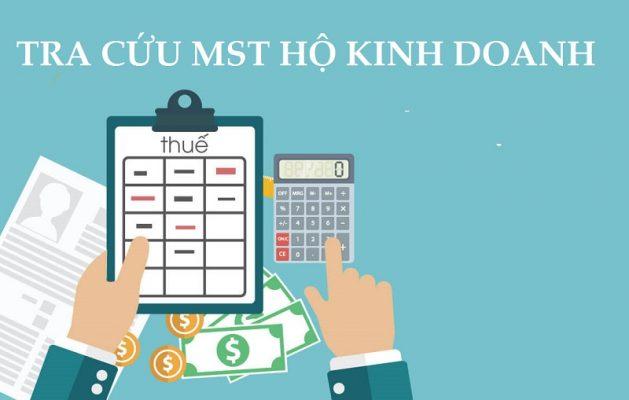 mã số thuế hộ kinh doanh